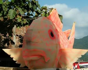 Karnaval Merdeka Kelurahan Wadaslintang