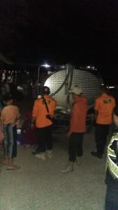 Bantuan Air Bersih Dari BPPD Untuk Desa Gumelar